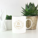 Joy, Peace and Prosecco Mug