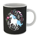 Blue Unicorn Mug