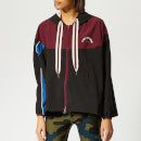 The Upside Women's Colour Block Ash Jacket - Black Multi