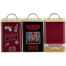 Stranger Things (Retro Logo) Kitchen Storage Set