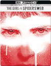 The Girl In The Spider's Web – 4K Ultra HD - Zavvi UK Exclusive Steelbook (Includes Blu-Ray)