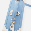 Aspinal of London Women's Trunk Clutch Bag - Bluebird Carrera