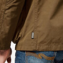 Barbour International Men's Lockseam Casual Jacket - Dark Sand