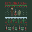 Home Alone Christmas Sweatshirt - Forest Green