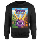 Spyro Face Scene Sweatshirt - Black