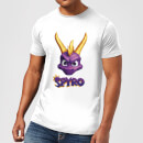 Spyro Face Men's T-Shirt - White