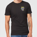 Spyro Retro Pocket Men's T-Shirt - Black