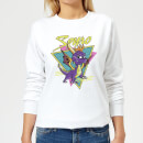 Spyro Retro Women's Sweatshirt - White