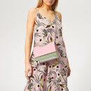 The Volon Women's Chateau Edge Bag - Pink & Military