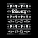 Marvel Punisher Women's Christmas Sweatshirt - Black
