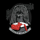 Star Wars Chewbacca Arrrrgh Socks Again Christmas Hoodie - Black
