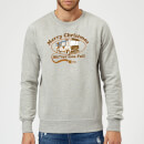 National Lampoon R.V. Christmas Sweatshirt - Grey
