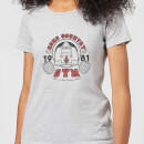 Nintendo Donkey Kong Gym Women's T-Shirt - Grey