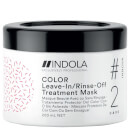 INDOLA COLOR Leave in / Rinse off Treatment Mask