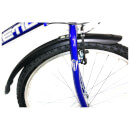 Zefal Classic 26/24 Inch MTB Clip On Bicycle Mudguards