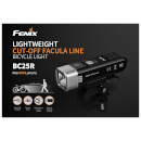 Fenix BC25R 600 Lumens Rechargeable LED Front Light