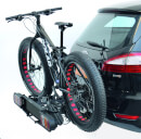 Peruzzo Pure Instinct Towball Mounted 2 Bike Car Rack