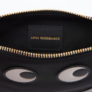 Anya Hindmarch Women's Nylon Happy Eyes Pouch - Black