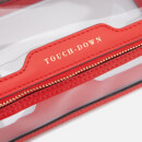Anya Hindmarch Women's Perspex Inflight Case - Red