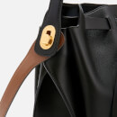 Anya Hindmarch Women's Shoelace Drawstring Tote Bag - Black