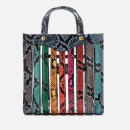 Anya Hindmarch Women's Mini Multi Stripes Tote Bag - Multi