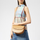 A.P.C. Women's Geneve Cross Body Bag - Kaki