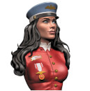 DC Collectibles DC Comics Bombshells Bust - Wonder Woman 19cm