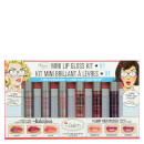 theBalm Plump Your Pucker and theBalmJour Mini Lip Gloss Kit (Volume 1) 13.2ml