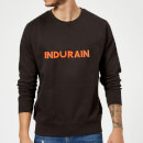 Summit Finish Indurain - Rider Name Sweatshirt - Black