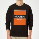 Summit Finish Molteni Sweatshirt - Black
