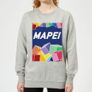 Summit Finish Mapei Women's Sweatshirt - Grey