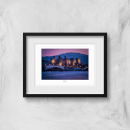 Thunderbolt Photography Conwy Castle Art Print
