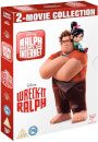 Wreck-it Ralph and Ralph Breaks The Internet Doublepack