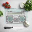 Retro Chopping Board Boombox Chopping Board