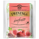 Twinings Infuso Lemon & Ginger/Infuso Raspberry & Pomegranate