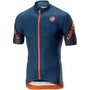 Castelli Entrata 3 Jersey - Light Steel Blue - M