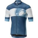 Castelli Ruota Jersey - Light Steel Blue - M