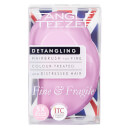 Tangle Teezer Fine and Fragile Detangling Hair Brush - Pink Dawn