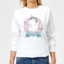 Be Magical & S*** Women's Sweatshirt - White