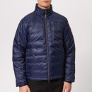 Canada Goose Men's Lodge Jacket - Blue/Black