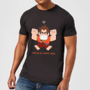 Wreck it Ralph This Is My Happy Face Men's T-Shirt - Black