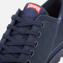 Camper Men's Brutus Canvas Shoes - Navy