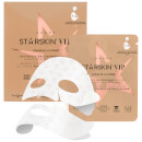 STARSKIN VIP Cream de la Crème Instantly Recovering Luxury Cream Coated Sheet Face Mask 18g