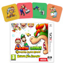 Mario & Luigi: Bowser's Inside Story + Bowser Jr.'s Journey + Coaster Set