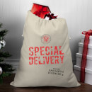 Special Delivery for My Favourite Dickhead Christmas Santa Sack