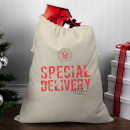 Special Delivery for My Favourite Tart Christmas Santa Sack