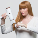 T3 Cura Luxe Hair Dryer - White/Rose Gold