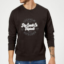 Dry Goods Sweatshirt - Black