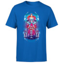 Aquaman Mera Hourglass Men's T-Shirt - Royal Blue