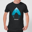 Aquaman Deep Men's T-Shirt - Black